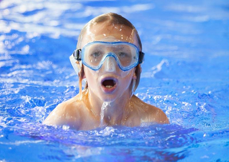 Kinder-Aufbauschwimmkurs